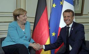 Angela Merkel et Emmanuel macron sont attendus à Toulouse ce 16 octobre pour un conseil des ministres franco-allemand.