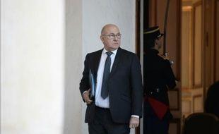 Michel Sapin quitte l'Elysée le 3 février 2016