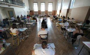 Les épreuves écrites du baccalauréat débutent mercredi 15 juin pour environ 690.000 candidats
