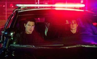 Tom Cruise, Aldis Hodge et Cobie Smulders dans Jack Reacher: Never go back d'Edward Zwick