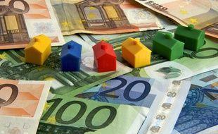Les courtiers officient notamment dans le secteur du crédit immobilier (illustration).
