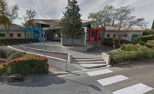 L'école primaire publique Jacqueline Auriol.