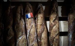 La baguette de pain est en lice pour le patrimoine immatériel de l'Unesco.