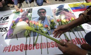 Les deux journalistes et le chauffeur enlevé sont morts.