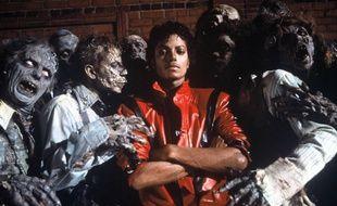 Michael Jackson dans Thriller