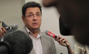 Jean-Paul Bret, maire de Villeurbanne, a annoncé qu'il était atteint d'un cancer (illustration)  CYRIL VILLEMAIN/20 MINUTES