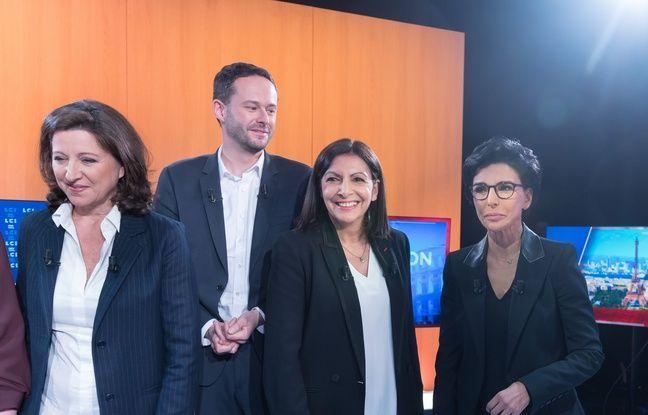 Municipales 2020 à Paris : Buzyn, Dati et Hidalgo débattent mercredi sur le service public