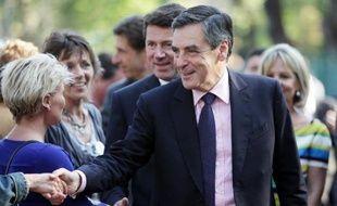 """François Fillon, ancien Premier ministre UMP, affirme que François Hollande n'a """"pas de projet, pas de vision, pas de crédibilité"""", dans une interview au Figaro daté du 18 juin."""