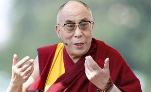 Le dalaï lama à Washington, le 9 juillet 2011.