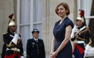 La ministre des Armées Florence Parly, le 21 juin 2017.