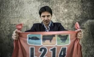 Sébastien Arsac, cofondateur de L214, était jugé pour s'être introduit dans l'abattoir d'Houdan.