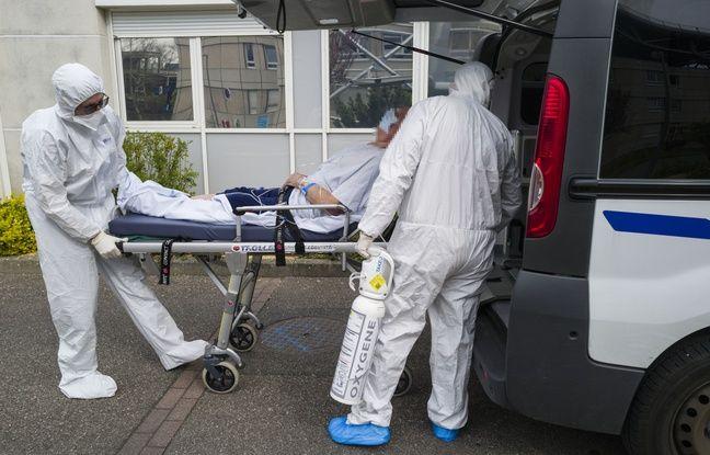 Coronavirus dans le Grand-Est: Le nombre de malades continue d'augmenter