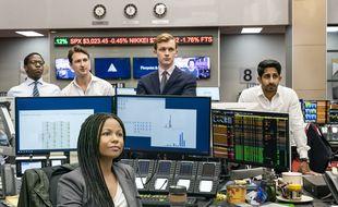 « Industry », diffusée ce lundi sur HBO et ce mardi sur OCS City, suit un groupe de jeunes loups de la finance à Londres.