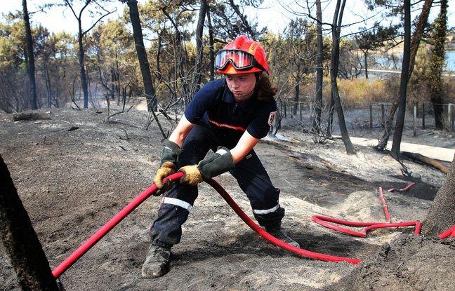 Pyrénées-Atlantiques: L'incendie d'Anglet est «d'origine humaine»