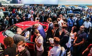 L'affluence massive de cette édition 2018 prouve que la passion pour l'automobile est toujours bien vivante.