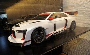 Audi réfléchit à une production du concept Quattro qui pourrait ressembler à une Quattro S1.