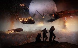 Destiny 2 : Bungie développe un univers SF dense, riche et passionnant.