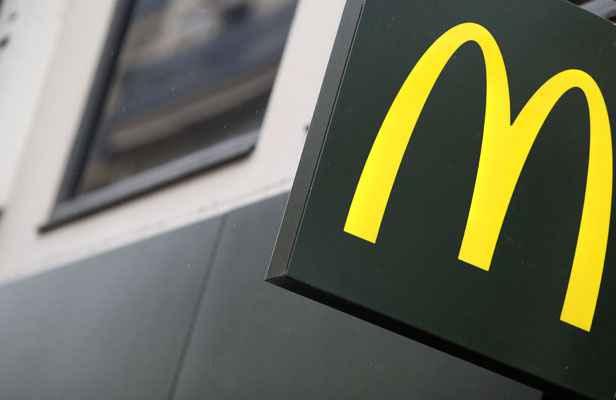 Incendie criminel dans l'un des McDonald's de la ville — Grenoble