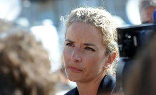Delphine Batho, le 24 août 2013 à La Rochelle