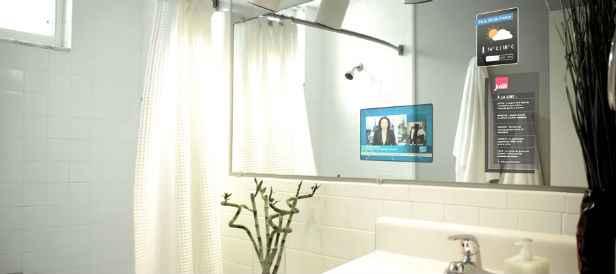 La maison du futur 4 5 la salle de bains pi ce for Salle de bain du futur