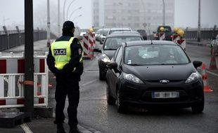 L'automobiliste avait refusé de s'arrêter lors d'un contrôle policier.