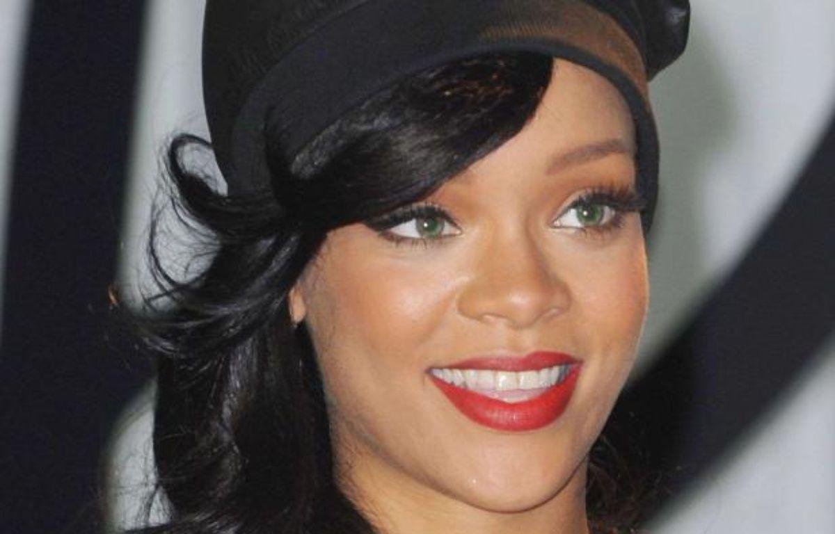 Rihanna, le 20 novembre 2012. – Picture Perfect / Rex F/REX/SIPA
