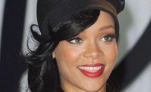 Rihanna, le 20 novembre 2012.