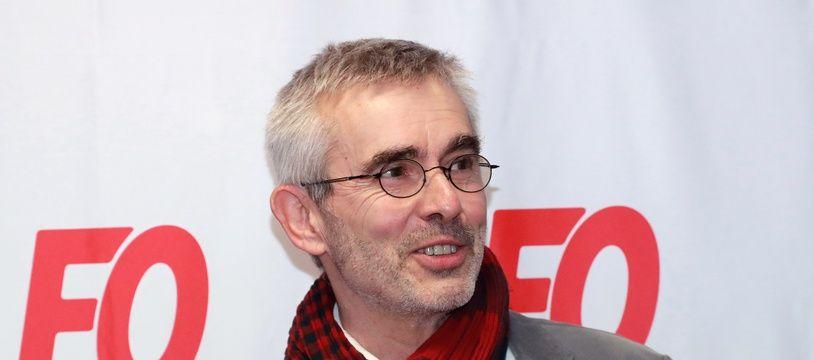 Yves Veyrier a été désigné, le 22 novembre 2018, pour prendre la tête du syndicat Force ouvrière.