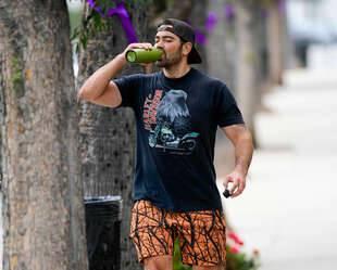 Jesse Metcalfe, le 26 septembre, à Los Angeles.