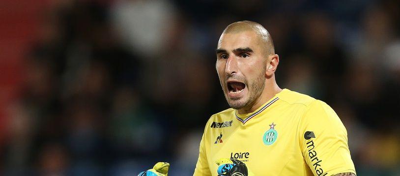 Stéphane Ruffier s'était déjà montré décisif cette saison en Ligue 1, notamment lors du succès (0-1) obtenu à Caen le 12 août.
