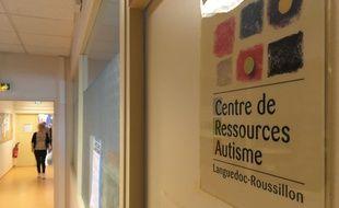 Le Centre de ressources sur l'autisme du CHU de Montpellier.