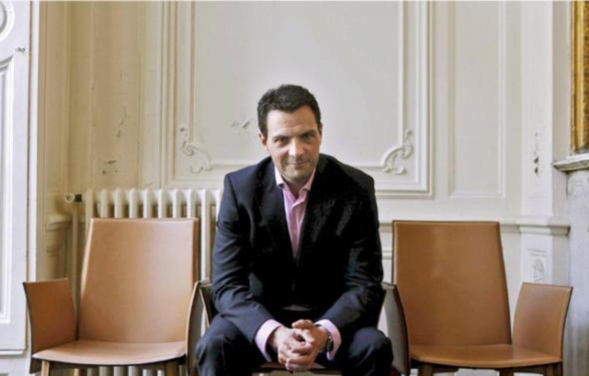Jérôme Kerviel risque jusqu'à cinq ans de prison et 375000€ d'amende. –  E. DESSONS / JDD / SIPA