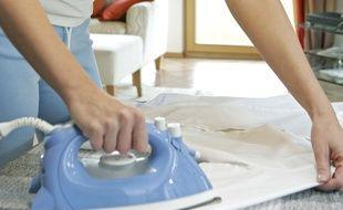 Illustration d'une aide ménagère