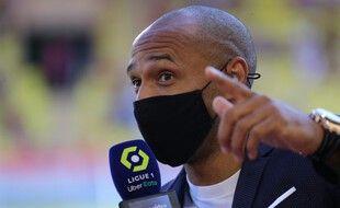 Thierry Henry, (déjà) le GOAT des consultants foot en Ligue 1.