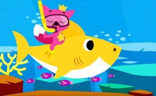 Baby Shark est la chanson pour enfants de ce début d'année 2019