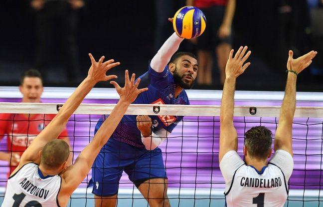 Euro de volley: Tout va bien pour les Bleus, qui tapent l'Italie et retrouvent un grand Ngapeth