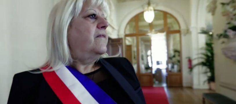 Une des femmes élues à la mairie d'Asnières lors d'une séance de « mannequin challenge » (Illustration).