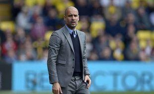 Pep Guardiola, le coach de Manchester City,