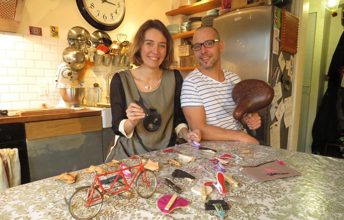 Marc et Céline ont réalisé 60 prototypes – J.Urbach/20 Minutes