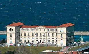 Le palais du Pharo, bâti de 1858 à 1870, est un devenu centre de congrès en 1998.