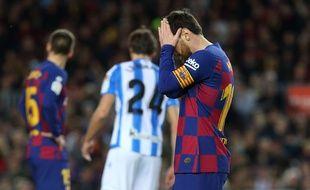 Le Barça gère la crise à sa manière