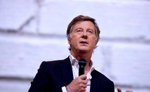 Sébastien Bazin à Paris le 25 mai 2016