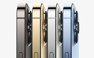 L'iPhone 13 Pro dévoilé par Apple le 14 septembre 2021.
