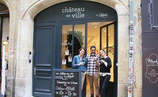 Un château en ville est un nouveau concept arrivé sur Bordeaux le 1er décembre 2017
