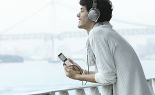 Le nouveau Walkman A15 de Sony est dédié à l'écoute de musique en qualité non compressée.