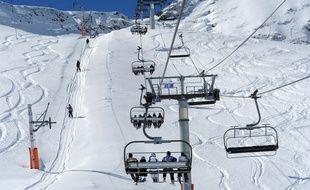 La station de ski de Peyragudes, en Haute-Garonne.