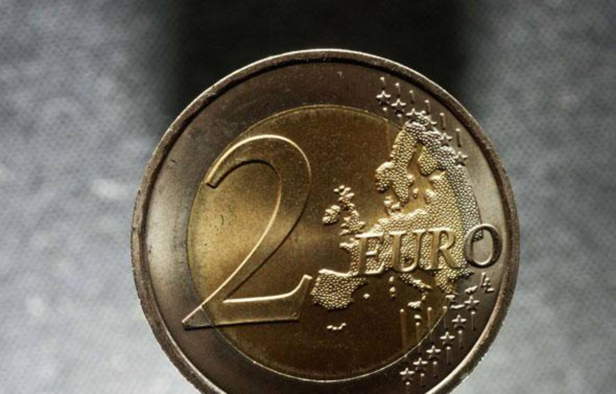 Illustration d'une pièce de deux euros.  – M. FOURMY/SIPA