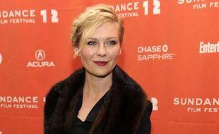 Kirsten Dunst au Sundance Film Festival 2012, le 23 janvier.