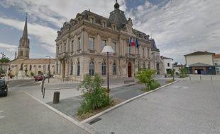 La Ville de Coutras a vendu le terrain à Vinci Immobilier,  cet été.