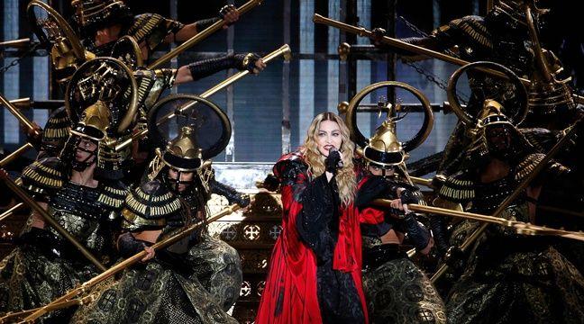 3H30 de retard pour le concert de Madonna au Grand Rex